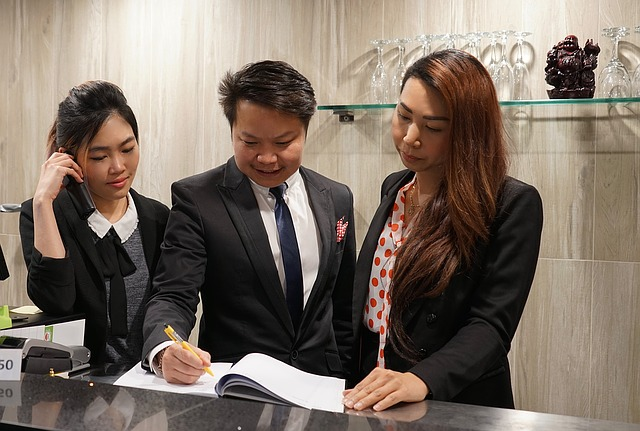 Pearson BTEC Level 5 HND in Hospitality Management