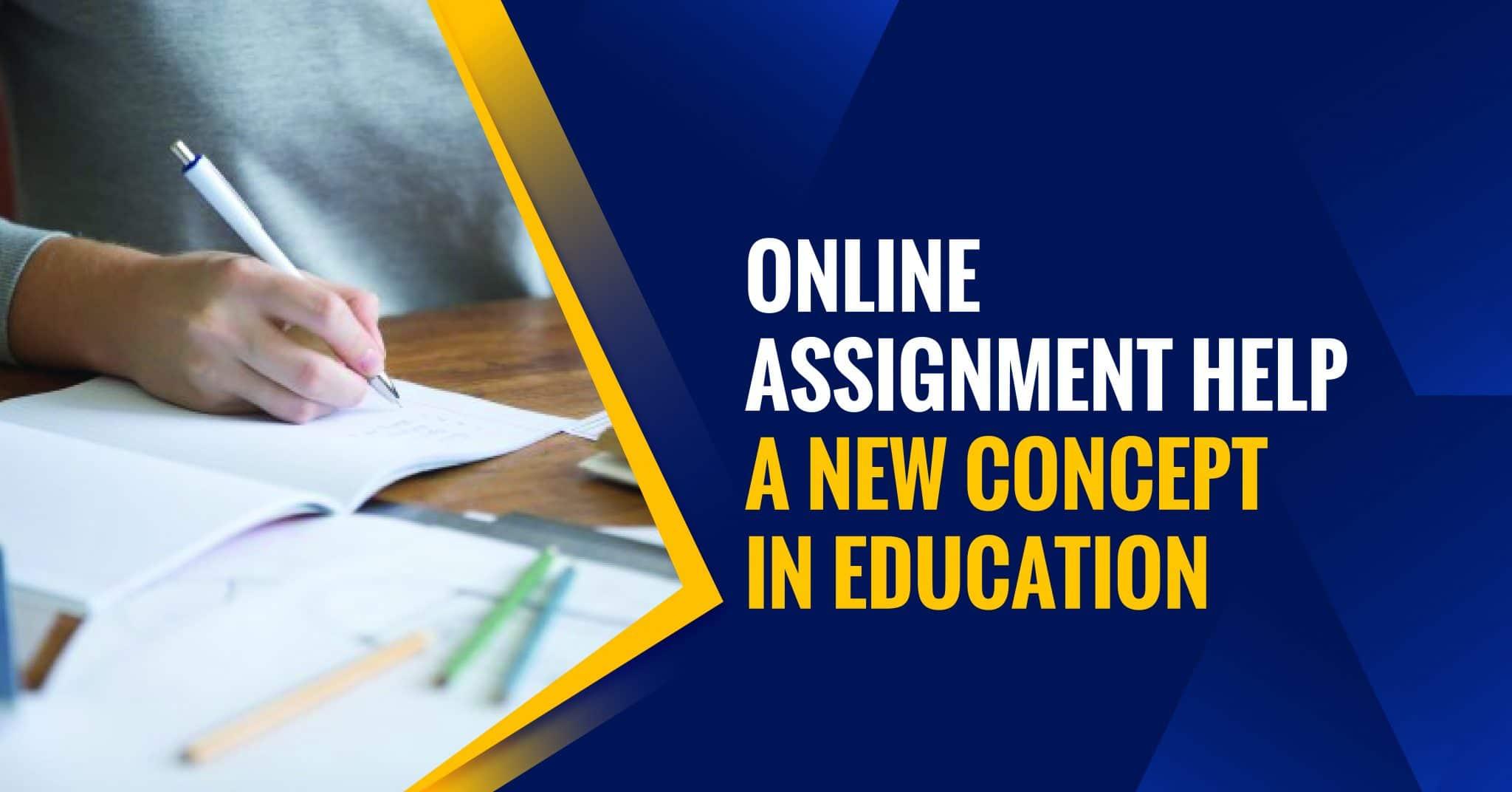 Online Assignment Help