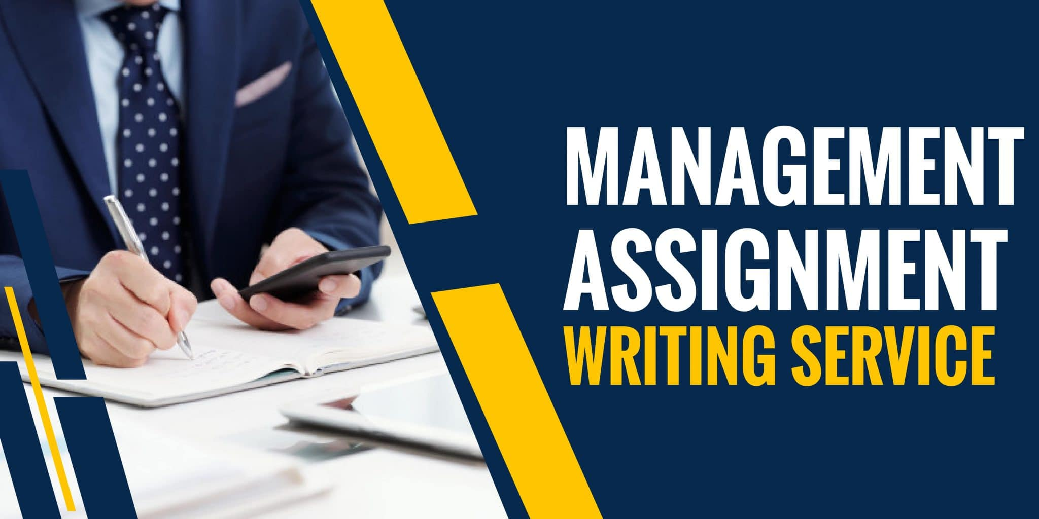 Management Assignment Writing Services