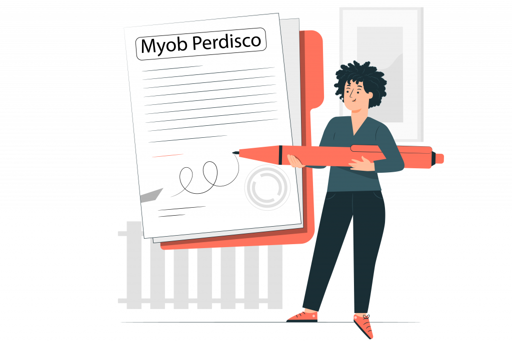 Myob Perdisco Assignment Service