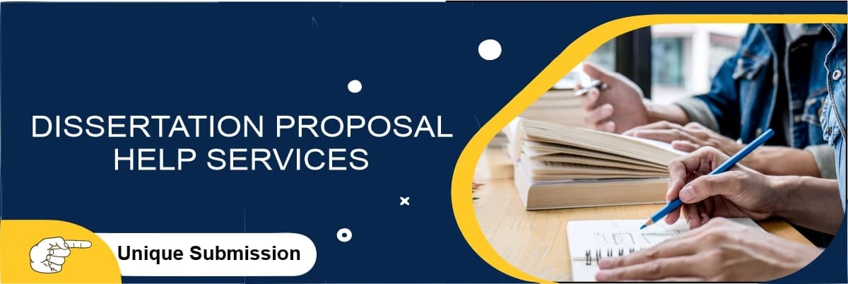 Dissertation Proposal Help Services