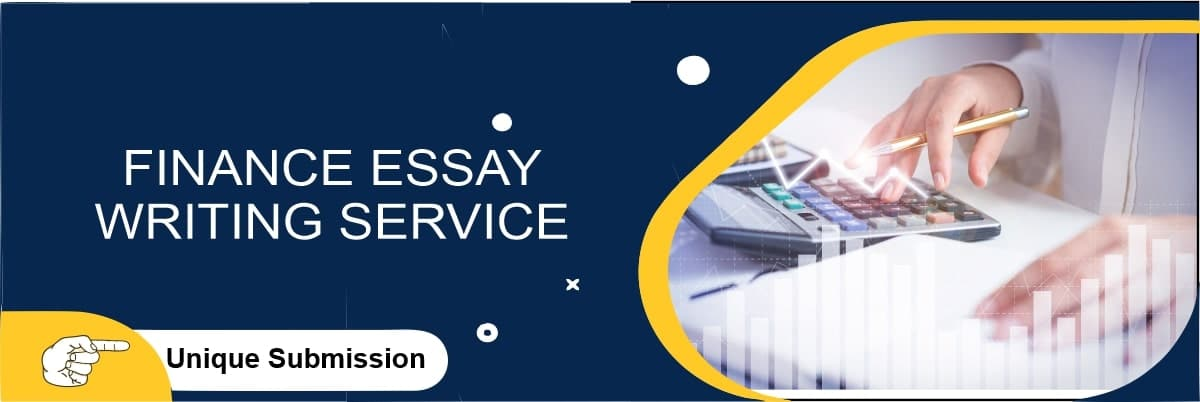 Finance Essay Writing Services